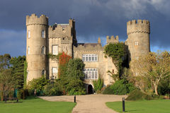Malahide Castle Autumn Stock Photos