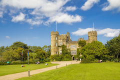 Malahide Castle,Co. Dublin, Ireland Stock Image