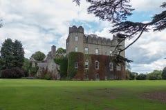 Malahide Castle in Co. Dublin, Ireland royalty free stock photos