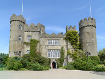 Malahide Castle Stock Photo