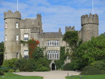 Malahide Castle Stock Photos