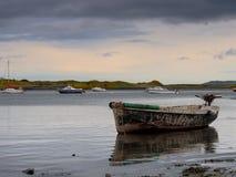 Malahide harbor. Ireland Royalty Free Stock Photos