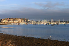 Malahide Marina Royalty Free Stock Photography