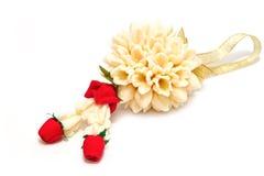 Malai The flower Stock Image