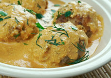 Malai kofta Stock Photo