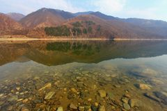 Malaia jezioro Obrazy Stock