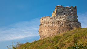 Malaiesti Festung stockfotos
