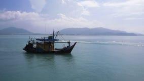 Malais d'île de Pangkor : Pulau Pangkor, Malaisie banque de vidéos