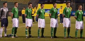 Malais intercontinental de championnat du football U-23 Photographie stock libre de droits