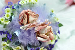 Malajiska bröllophemgift Royaltyfri Bild