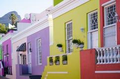 Malajiska fjärdedel, Cape Town Arkivbild