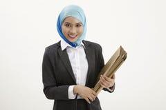 Malajska biznesowa kobieta Obraz Royalty Free