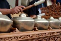 Malajski Tradycyjny Muzyczny Instrument Zdjęcie Stock