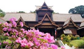 Malakka-Sultanats-Palast-Museum Lizenzfreie Stockfotografie
