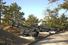 Malakoff-Hügel in Sewastopol ukraine Lizenzfreie Stockfotos