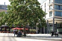 Malakoff terrasserar Mainz Fotografering för Bildbyråer
