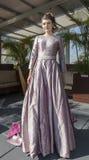 Malan Breton Spring 2016 Bridal collection Royalty Free Stock Photos