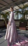 Malan Breton Spring 2016 Bridal collection Stock Images
