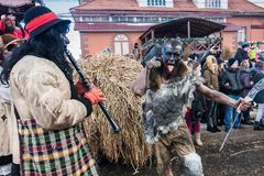 Malanca festiwal Obraz Stock
