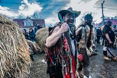 Malanca festiwal Fotografia Royalty Free