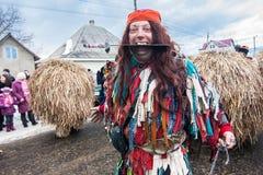 Malanca festiwal Obraz Royalty Free