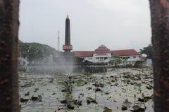 Malang Tugu kwadrat zdjęcia royalty free