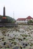 Malang Tugu kwadrat zdjęcie royalty free