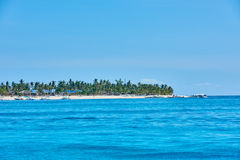 Malapascua island Cebu Philippines Royalty Free Stock Photo