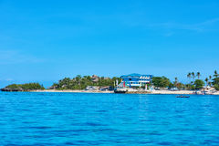 Malapascua island Cebu Philippines Royalty Free Stock Image