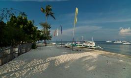 Malapascua wyspa Filipiny zdjęcia stock