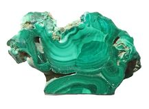 Malaquite Imagem de Stock