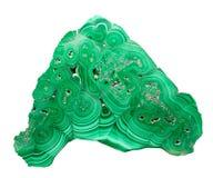 Malaquite Imagem de Stock Royalty Free