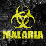 Malaria concept background Royalty Free Stock Photography