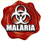 Malaria concept background Royalty Free Stock Photo