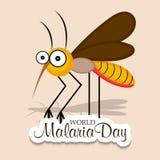 MalariaDay Imagem de Stock