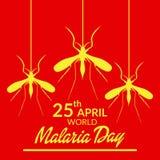 MalariaDay Royalty Free Stock Images