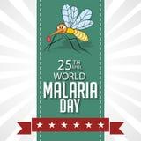 MalariaDay Stock Photography