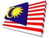 Malasia ilustración del vector