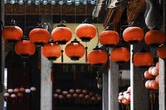 Malasia, Penang: Templo chino Foto de archivo