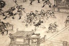 Malasia, Penang: Templo chino imagen de archivo libre de regalías