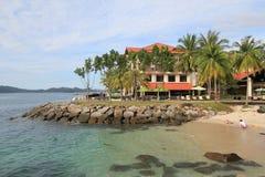 Malasia Sabah Foto de archivo