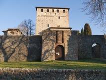 Free Malaspina Castle In Bobbio. Royalty Free Stock Photo - 147538305
