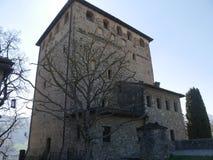 Free Malaspina Castle In Bobbio. Royalty Free Stock Photos - 147538398