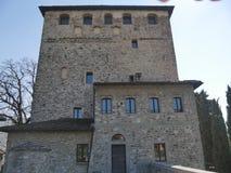 Free Malaspina Castle In Bobbio. Royalty Free Stock Photo - 147538515