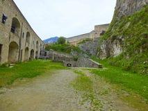 Malaspina castle Royalty Free Stock Photos