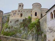 Malaspina castle Stock Image