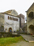 Malaspina castle Stock Photos