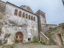 Malaspina castle Stock Photo
