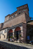 Malatesta castle in longiano Royalty Free Stock Photos