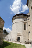 Malatesta Fortress. Royalty Free Stock Image